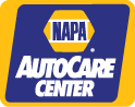NAPA Auto Care Center Logo